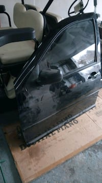 VW Jetta doors No rust