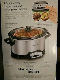 Slow cooker Vancouver, V6P 1S2