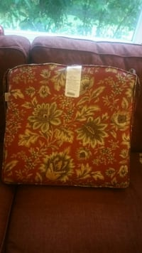 6 outdoor chair cushions WESTWOOD