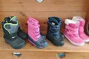 Boys & girls snow boots