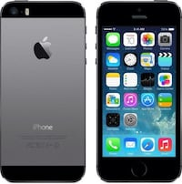 space gray iPhone 5s Mississauga, L5V 1P6