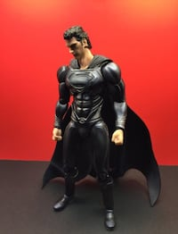 Man of steel Superman / Batman Black Suit