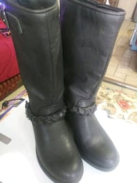 BEAUTIFUL LEATHER BOOTS #6 BRAND NEW! North Las Vegas, 89030