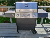 gray and black gas grill Davenport, 52803