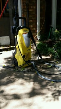 yellow and black pressure washer Lewisville, 75077