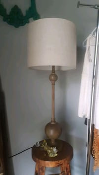 Brand new Kirklands lamp