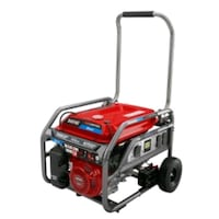 Black max portable gas generator