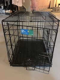 Medium size double door dog kennel  King, L7B 0A5