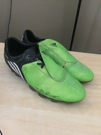 Adidas F30 Soccer Cleats Size 7