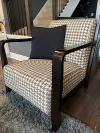Arm chair set of 2