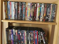DvD's $1 each Lakewood, 80227