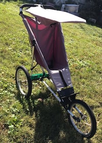 Old Jogger for baby/child - jogging stroller Sterling, 20164