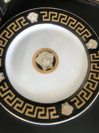 57 pcs Versace style with 24k porcelain Oslo, 0273