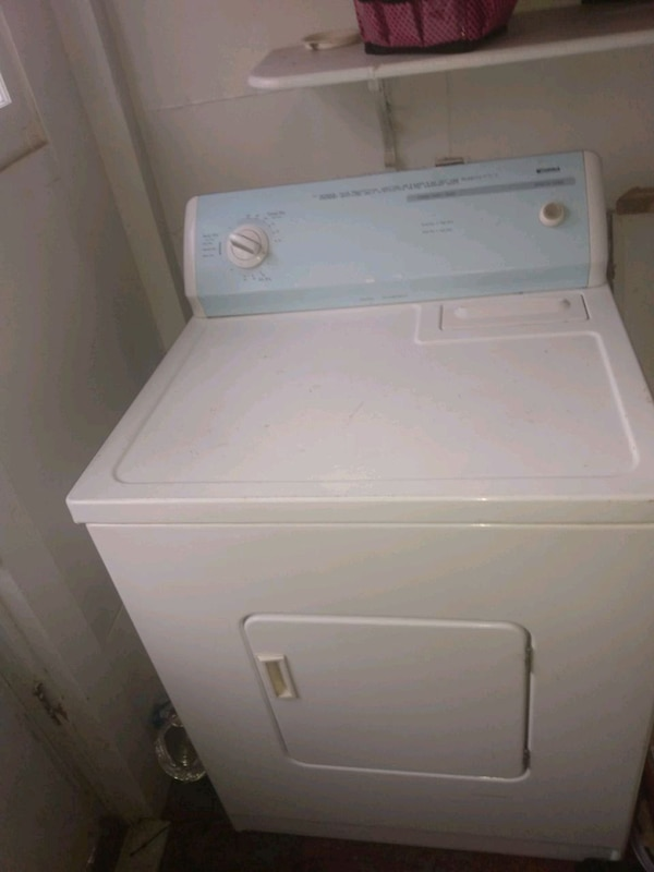 Dryer and washer but the washer is a portable 0099461d-c2c4-4f94-855e-1c791cca4e2b