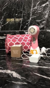 Clarisonic Aria Pink w/ new head