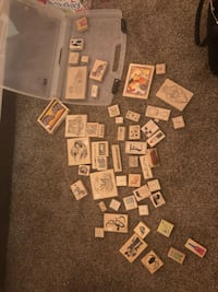 Huge collection of stamps- unique