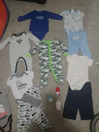 Baby boys clothing and shoes etc Calgary, T1Y 3K9