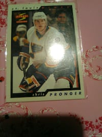 Chris Pronger Warrenton