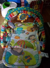 baby's multicolored activity gym Silver Spring, 20906