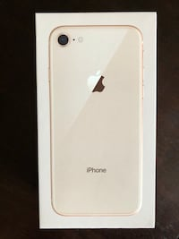 iPhone 8 64 GB (Sealed, brand new) Richmond Hill, L4C 0M9