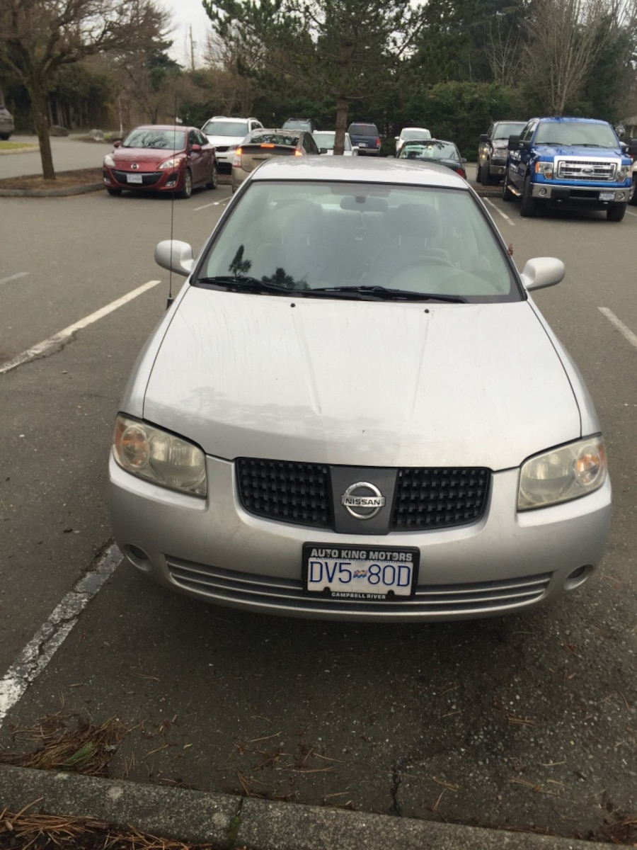 Used 2005 Nissan Sentra SE in Campbell River - letgo