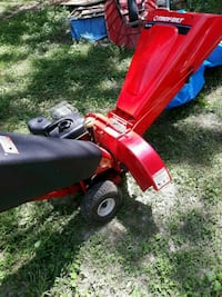 red and black push mower Smithville, 37166