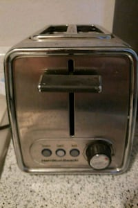 gray and black bread toaster Lubbock, 79424