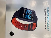 SMART BRACELET (sustained heart rate)cash only no shipping Greenbelt, 20770