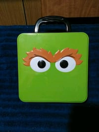 Oscar The Grouch Lunch Pail Fairland, 74343