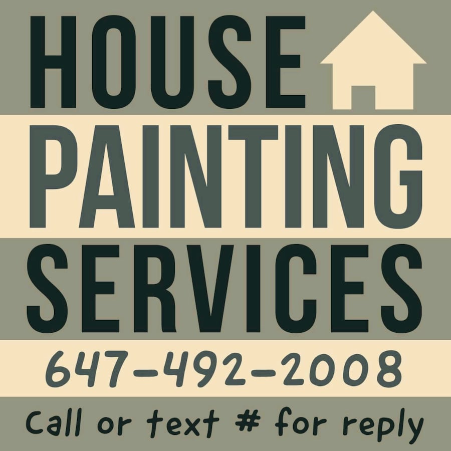 Painter painting services