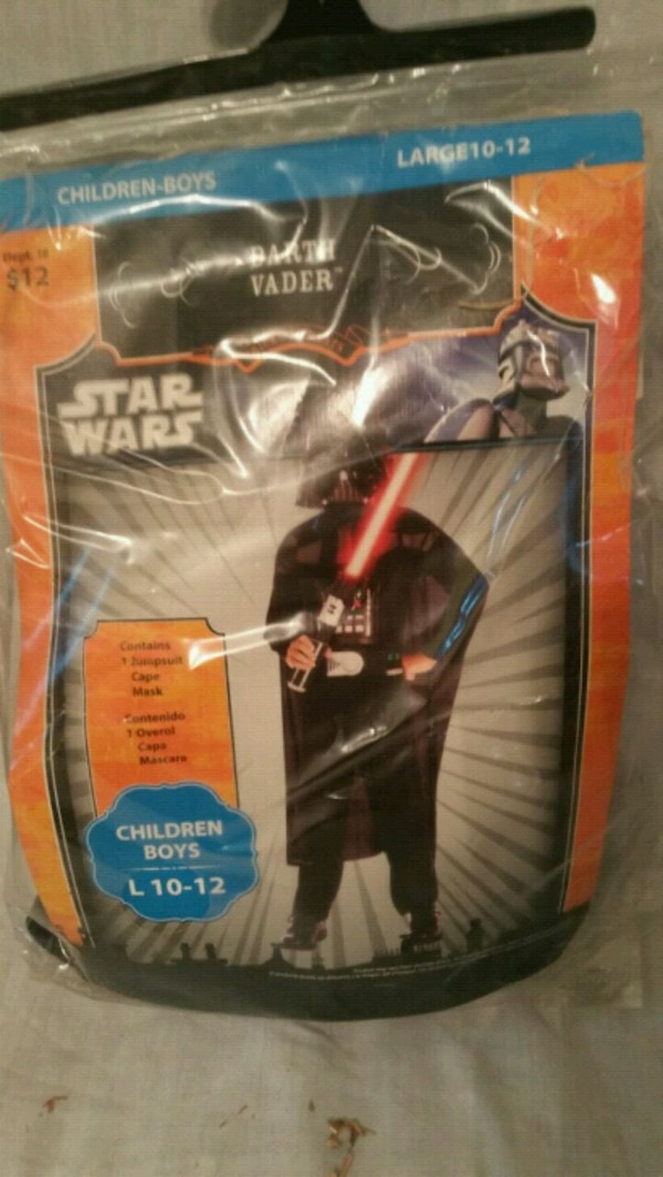 Star Wars Darth Vader action figure pack 45633058-6334-4a41-9a20-d32a95cb68b9
