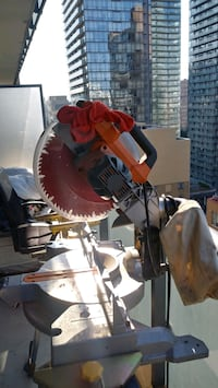 Miter saw for sale Toronto, M4Y 1A1
