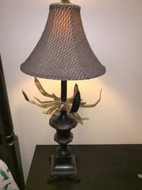 Table lamp with shade Tampa, 33617