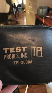 Black test probe, inc tpi-3000a Houston, 77042