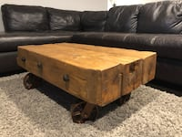 BARN BEAM COFFEE TABLE  London, N6K 0A9