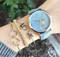 Cute denim watch Los Angeles, 91303