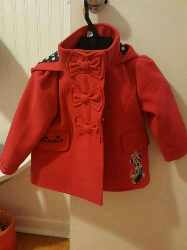 97040dd02a6b Used Toddler girl coat. Brand new