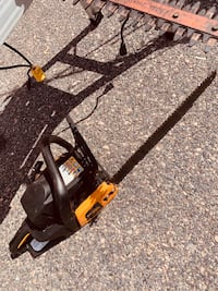 Poulin Chain Saw in Excellent Condition