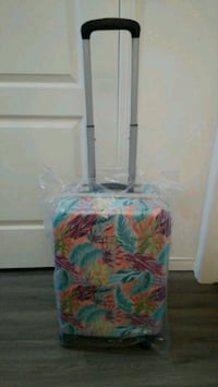 hard case luggage $40  (23x15x9) brand new Toronto, M1E 2B8