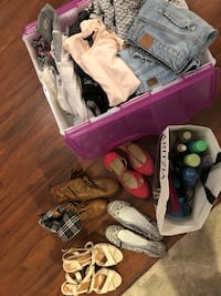 Clothes, shoes, hair products! Take it all or leave it! Make me a good offer!  West Vancouver, V7T 2A4