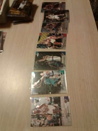 Topps Finest still have the safety rapper on the f