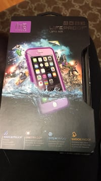iPhone 6 life proof case never used  Bealeton, 22712