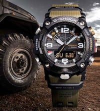 Casio G shock mudmaster Fort Lee, 07024