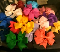 16 Color Bows  Omaha