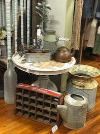 End table, antiques Charlotte, 28278