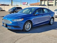 2017 Ford Fusion for sale Las Vegas