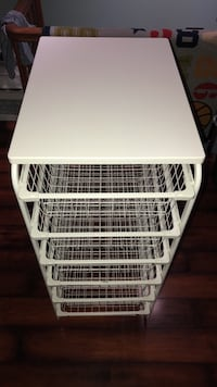 IKEA Algot 6 wire drawers with top - two New Milford, 06776