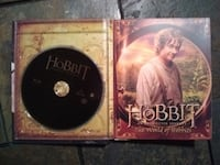 Collector's edition Hobbit Blue ray Temple, 76501