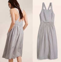 Wilfred Hymne (Linen) Dress Vancouver