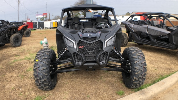 Can Am X3 For Sale >> Used 2019 Can Am Maverick X3 Xrs Turbo R Black For Sale In